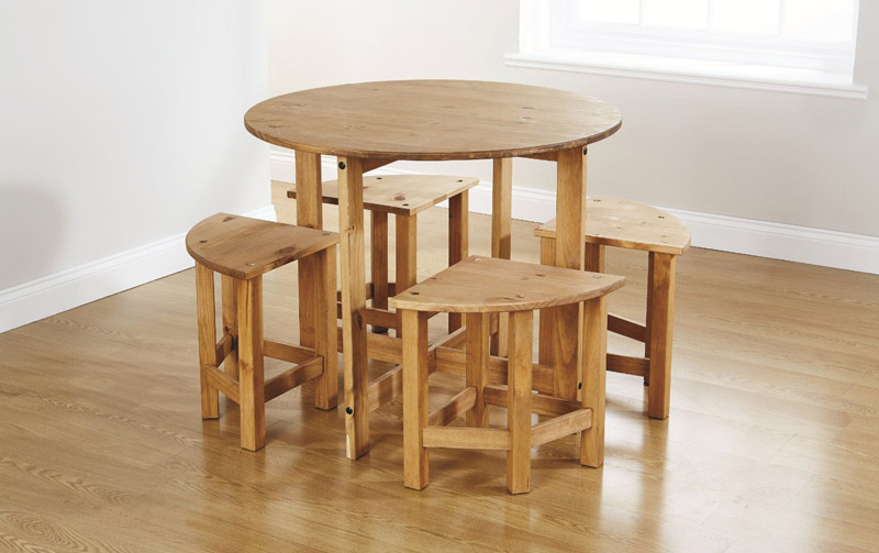minimalist-space-saver-dining-set-for-minimalist-dining-room-with-wooden-round-table-with-wooden-chairs-surrounding.jpg