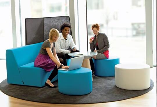 چگونه یک دفتر اداری مدرن طراحی کنیم؟