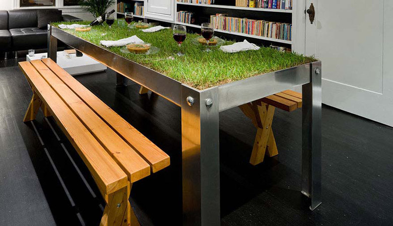 زیباترین میز های دنیا