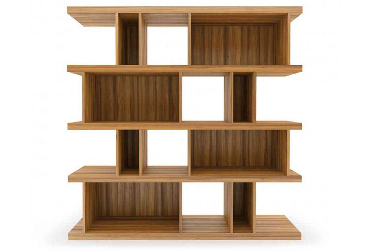 طرحهای کتابخانه در منزل