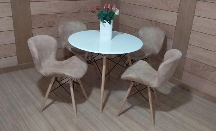 میز و صندلی ناهارخوری پرنس