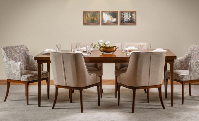 میز و صندلی ناهارخوری فلورانس