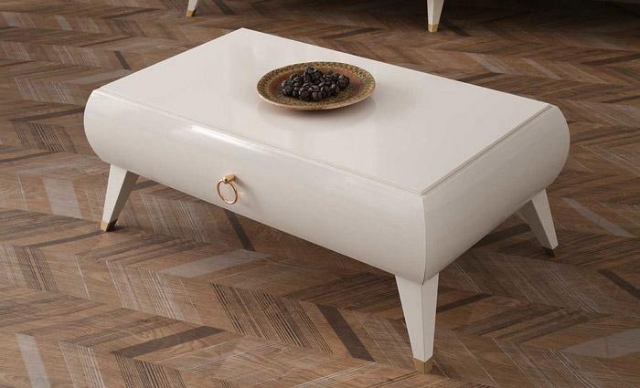میز جلومبلی مدل پالرمو