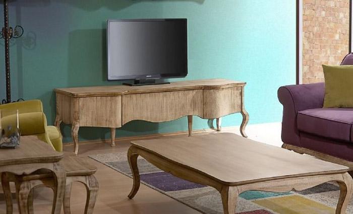 میز تلویزیون مدل دلسا