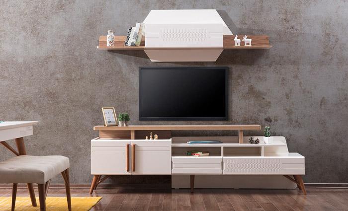 میز تلویزیون مدل پیانو