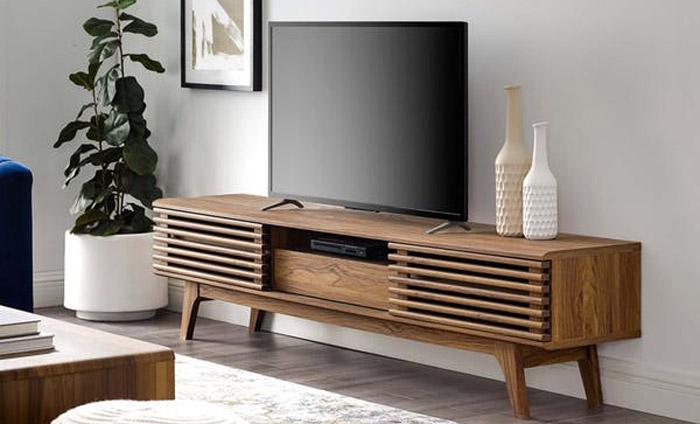 میز تلویزیون مدل چوبین