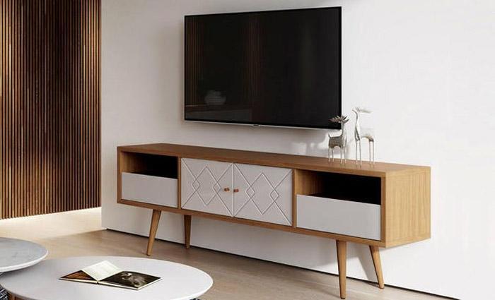 میز تلویزیون مدل آفر