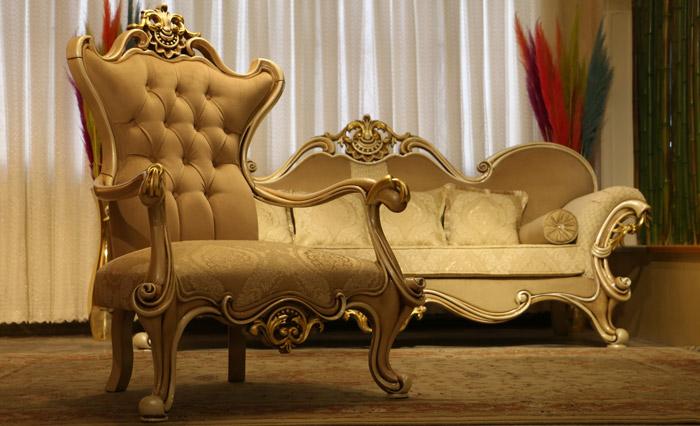 مبل سلطنتی امپراطور
