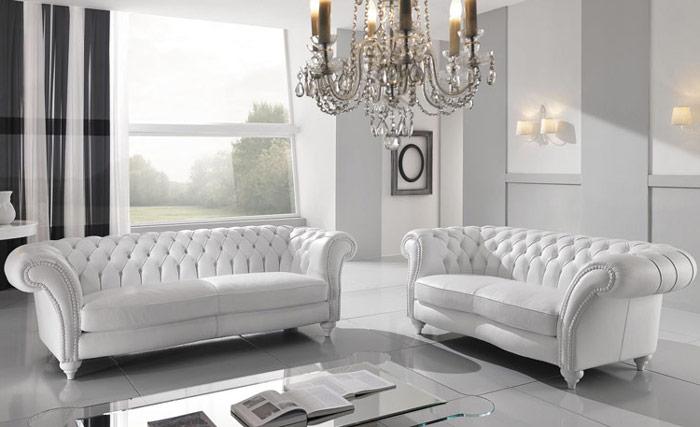 اعجاز رنگ سفید در دکوراسیون داخلی