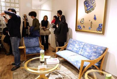 نمایشگاه مبلمان و دکوراسیون بیژن شافعی