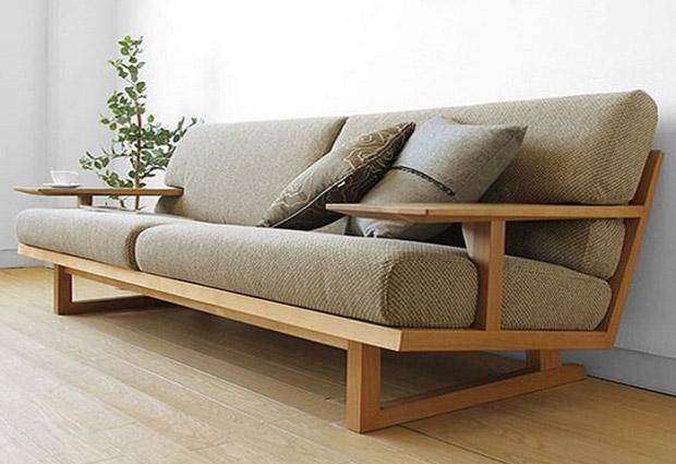 انواع مدلهای مبل چوبی