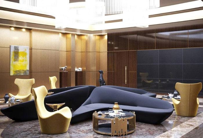 مبلمان هتلی و نقش آن در ارتقای درجۀ کیفی یک هتل