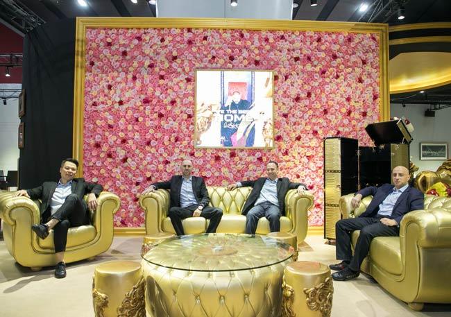 برگزاری کاملترین نمایشگاه بین المللی مبلمان و لوازم دکوری در چین