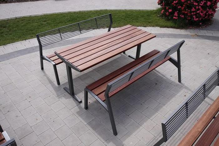 ظرفیت های بازار مبلمان فضای عمومی