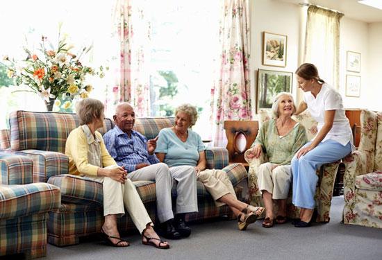 اصول طراحی خانه سالمندان