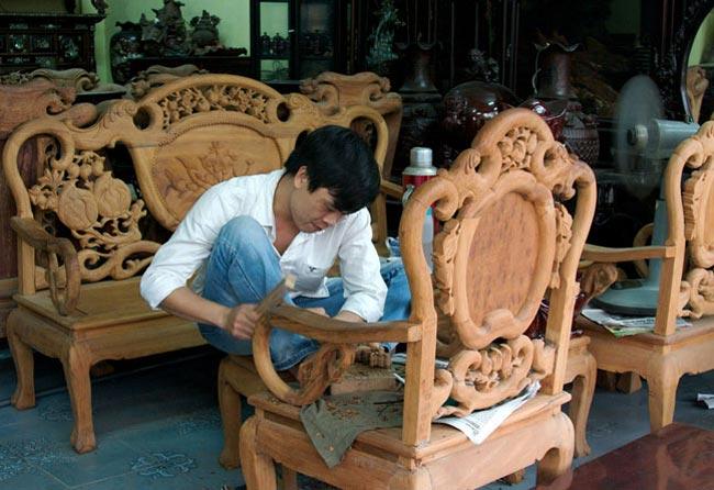 عوامل موثر در پیشرفت صنایع مبلمان در قاره آسیا