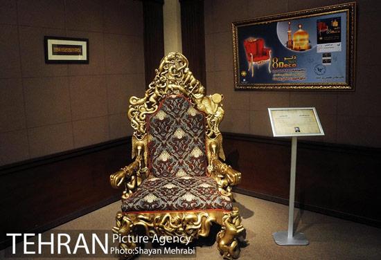 آغاز بکار بزرگترین نمایشگاه بین المللی مبلمان در خاورمیانه