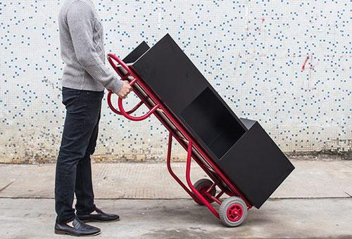 طراحی مبلمان چند منظوره با قابلیت حمل آسان