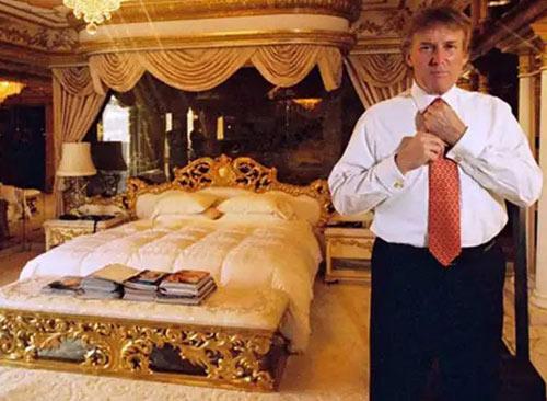 عکس هایی زیبا از پنت هاوس دونالد ترامپ