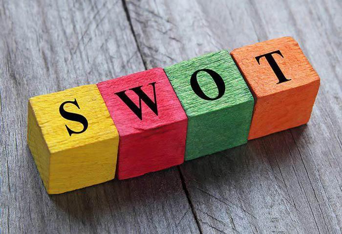 تحلیـل SWOT و نقش آن در بهبـود فـرآینـد کسب وکـار