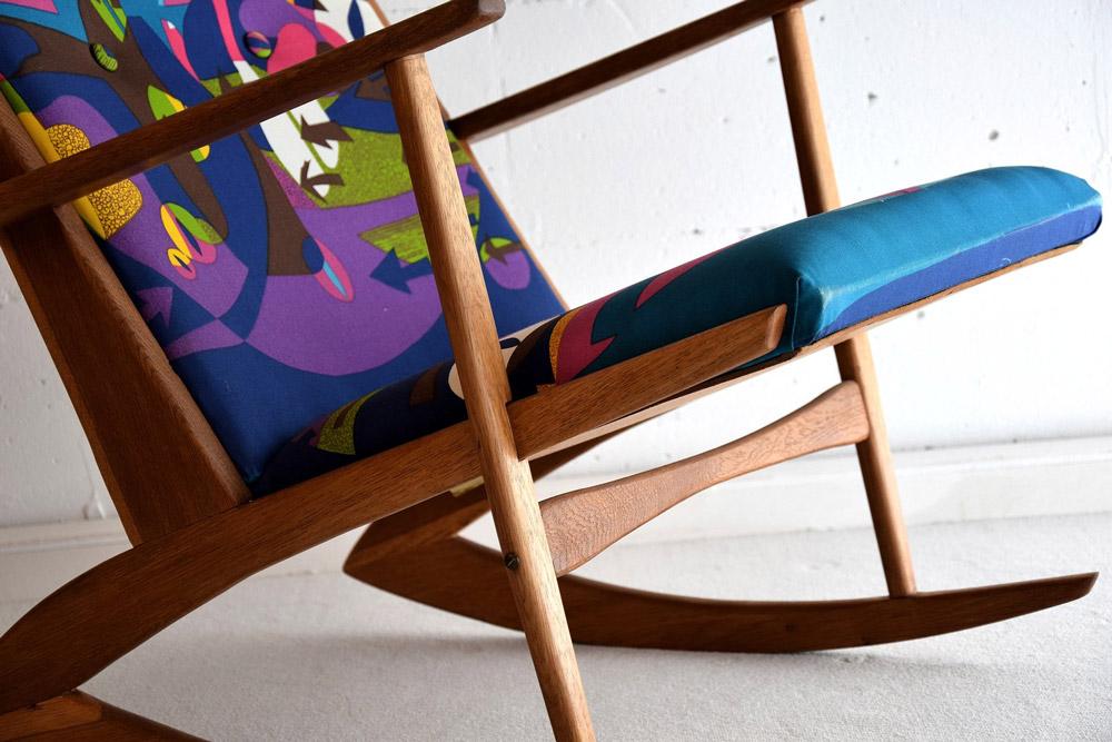 صندلی راکینگچیر مدل مرجان
