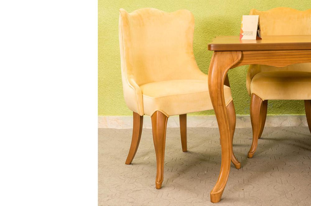 میز و صندلی ناهارخوری چستر