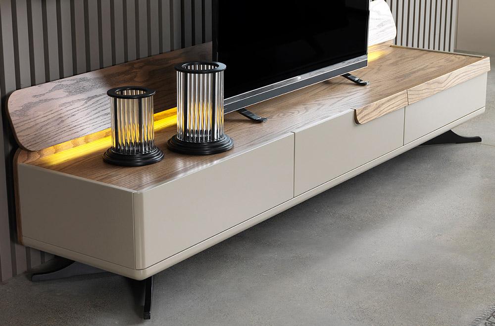 میز تلویزیون مدل تابان