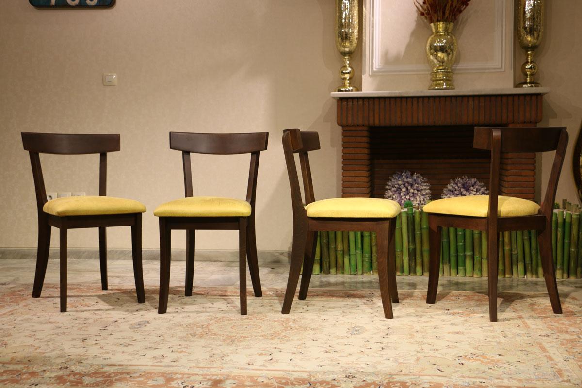 صندلی و میز ناهارخوری مدل ریما