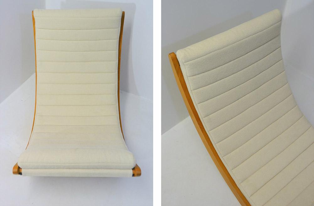 صندلی راکینگچیر مدل رایان