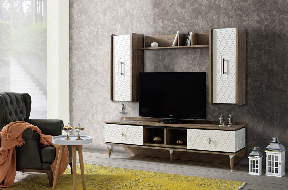 میز تلویزیون مدل رویال