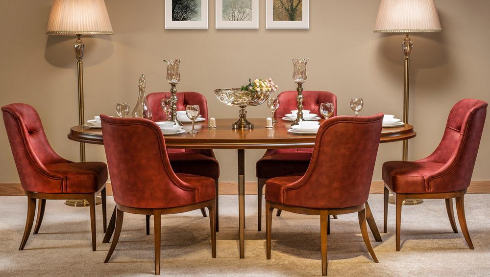 میز و صندلی ناهارخوری النا