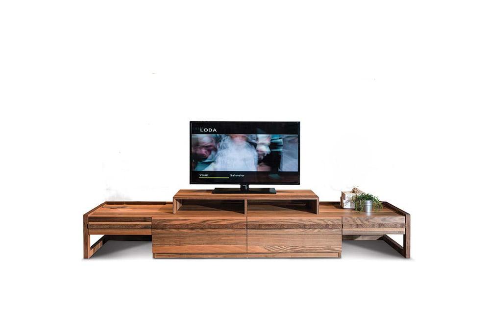 میز تلویزیون مدل هیوا
